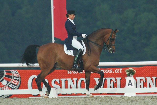 int pferdesporttage w 246 rth 2009 anja bauer pl 246 zke ger und le mont d or tanzen zum bit