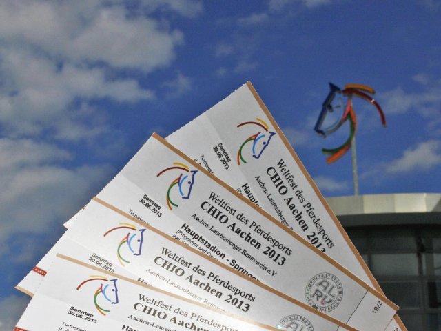 Chio Tickets